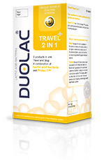 Duolac Travel 2 in 1
